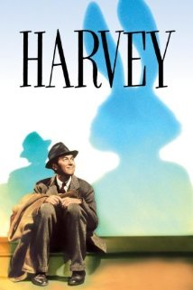Harvey movie poster