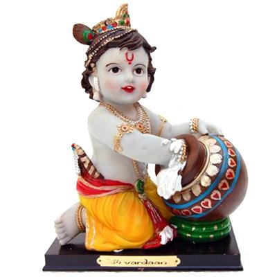 Little Krishna Idol