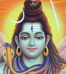 Shiva Third Eye