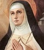 St Teresa of Avila meets Jesus Christ